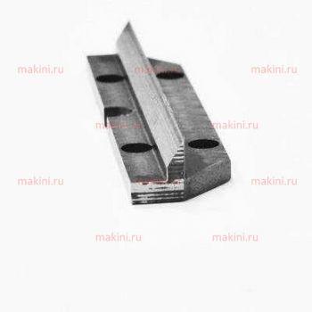 OMAC Острый нож для машины 995, 15 мм