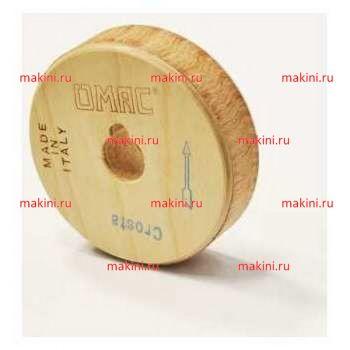 OMAC Щетка из кожи для машин 815-845-850, 870, SP200, размеры: 100х20х20