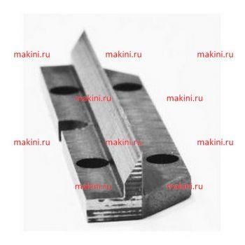 OMAC Стандартный острый нож для машины 995, 15 мм