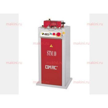 OMAC STM 10 механическая машина для тиснения ремня по длине (Италия)