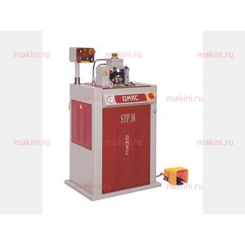 OMAC STP 30 гидравлическая машина для тиснения ремня роликом