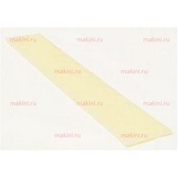 OMAC Тефлоновые листы для машин 735-740, 500x73x5,5 мм