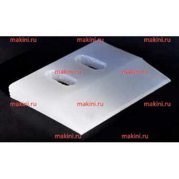 OMAC Тефлоновый скребок для машины 997 TR2