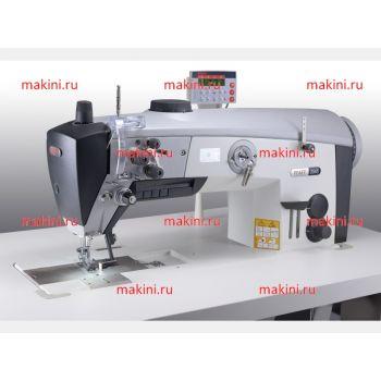 PFAFF 2545-G-6/14 Одноигольная швейная машина челночного стежка с тройным транспортом