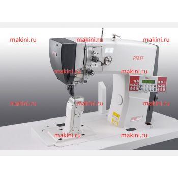 PFAFF 591-940/02 Одноигольная швейная машина челночного стежка с колонковой платформой