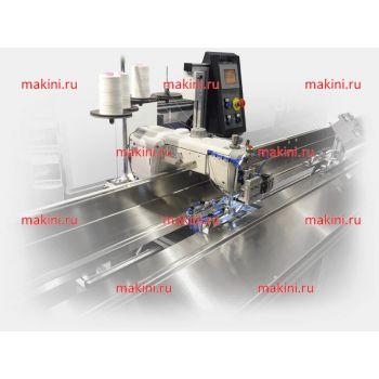 SM-110-CA Полуавтоматическая швейная станция зиг-заг