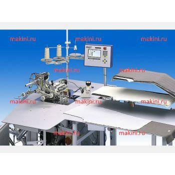 Duerkopp Adler 1265-5 Автомат для обметывания брюк с подколенником или без подколенника, а также стрейчевых  материалов