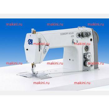 Durkopp Adler 171-141621 одноигольная швейная машина цепного стежка