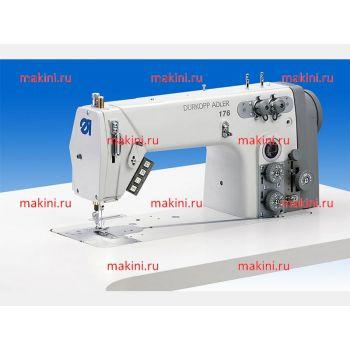Durkopp Adler 176-141621 одноигольная швейная машина цепного стежка c дифференциальным нижним транспортером