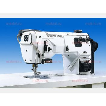 Durkopp Adler 195-171120-01 одноигольная швейная машина цепного стежка с плоской платформой