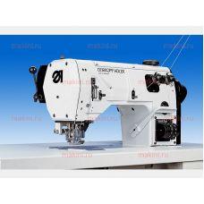 Duerkopp Adler 195-671110 одноигольная швейная машина цепного стежка с обрезкой края материала