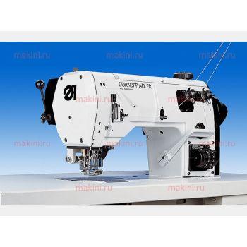Durkopp Adler 195-671110 одноигольная швейная машина цепного стежка с обрезкой края материала