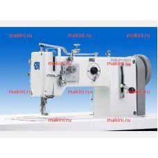 Durkopp Adler 267-373 Швейная машина челночного стежка с тройным продвижением
