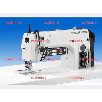 Durkopp Adler 275-142342-01 Одноигольная машина челночного стежка с нижним и дифференциальным транспортером-лапкой