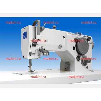 Durkopp Adler 524i-847 одноигольная швейная машина с плоской платформой