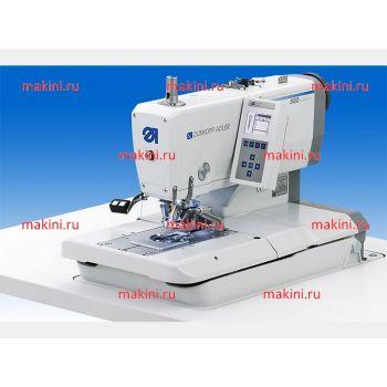 Durkopp Adler 581-112 CLASSIC Автомат двухниточного цепного стежка для обметывания петель с глазком