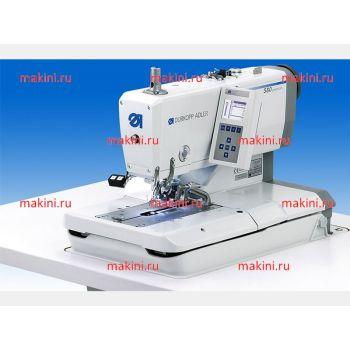 Durkopp Adler 581-121CLASSIC Автомат двухниточного цепного стежка для обметывания петель с глазком