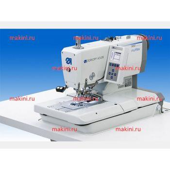 Durkopp Adler 581-321 MULTIFLEX Автомат двухниточного цепного стежка для обметывания петель с глазком