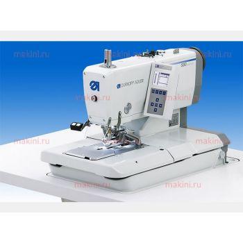 Durkopp Adler 581-341 MULTIFLEX Автомат для изготовления петель с глазком на джинсовой одежде
