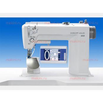 Durkopp Adler 650-10 OP7000 одноигольная швейная машина челночного стежка