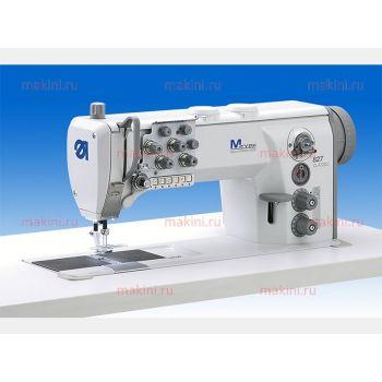 Durkopp Adler 827-260122 двухигольная швейная машина с плоской платформой