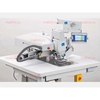 Durkopp Adler 911-211-2010 ЧПУ управляемая швейная установка с системой зажимов для производства крепежных строп
