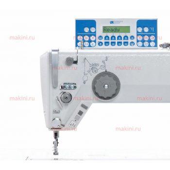 Durkopp Adler 281-160362 одноигольная швейная машина для средних и тяжелых материалов.