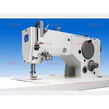 Durkopp Adler 525i-847 CLASSIC одноигольная швейная машина зиг-заг с плоской платформой
