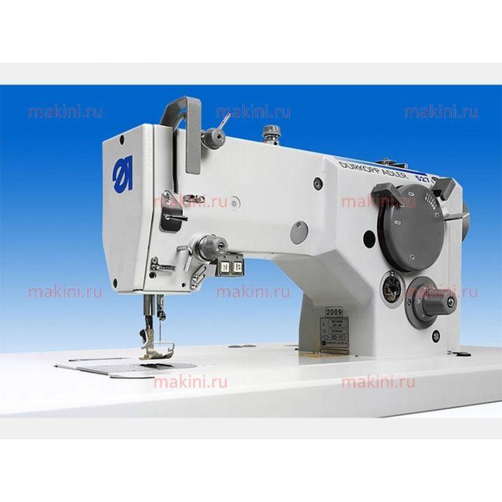 Durkopp Adler 527i-811 швейная машина зиг-заг с плоской платформой
