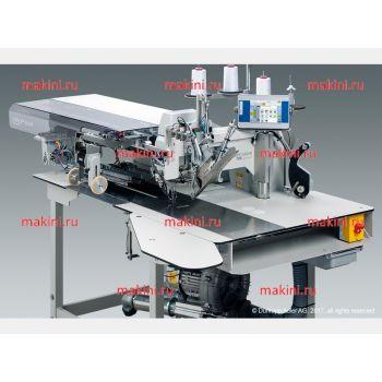 Durkopp Adler 755 S Швейный автомат для изготовления карманов в рамку с двухсторонней или односторонней обтачкой