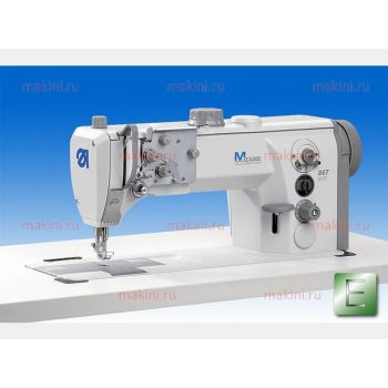 Durkopp Adler 867-190040 одноигольная швейная машина с плоской платформой
