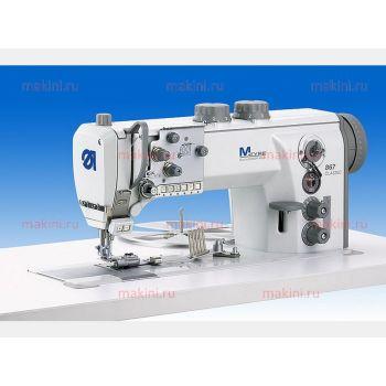 Durkopp Adler 867-392342 LG швейная машина с плоской платформой