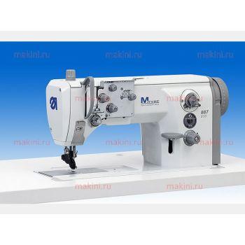 Durkopp Adler 887-160020  ECO одноигольная швейная машина с плоской платформой