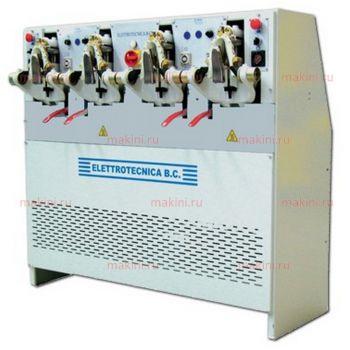 Elettrotecnica B.C. Mod. 444/V Машина для формовки края