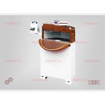Galli LUNA SECA полуатоматическая машина для окрашивания и сушки урезов мелкой кожгалантереи и ремешков