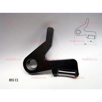 855 C1 прижимная лапка с роликом 20 мм (FAV Original)
