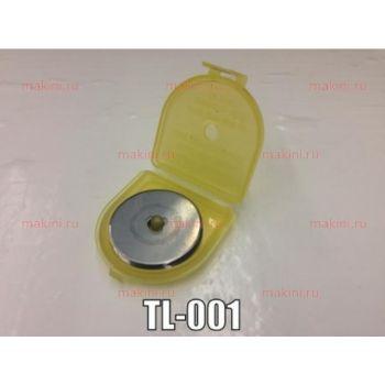 "TL-001 Нож дисковый BLADE,WHEEL,1.1"", 10PCS 1 упаковка"